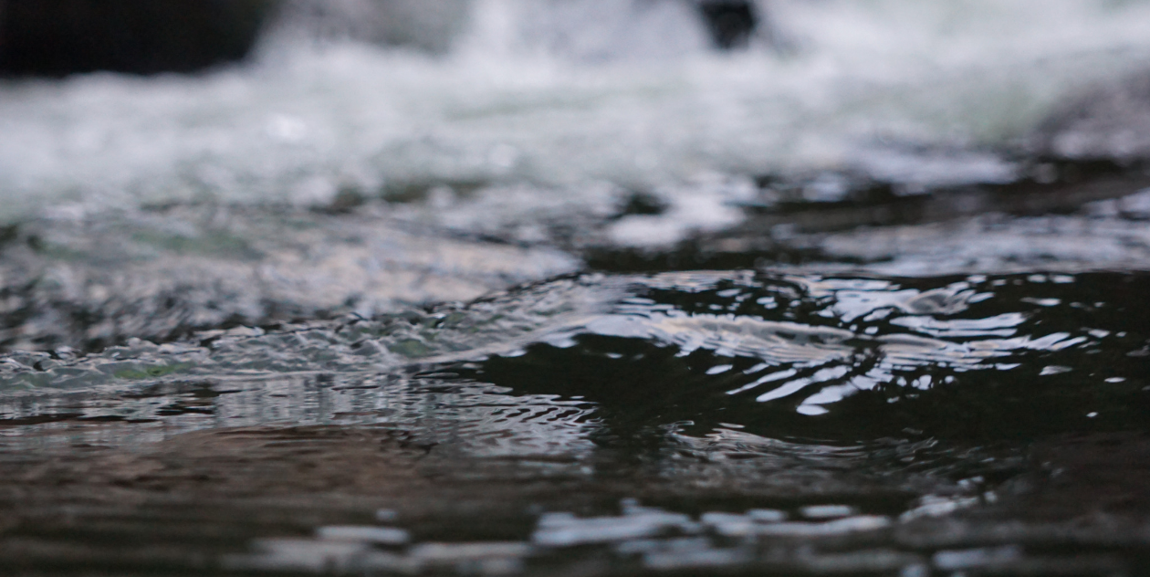 flow in stromend water