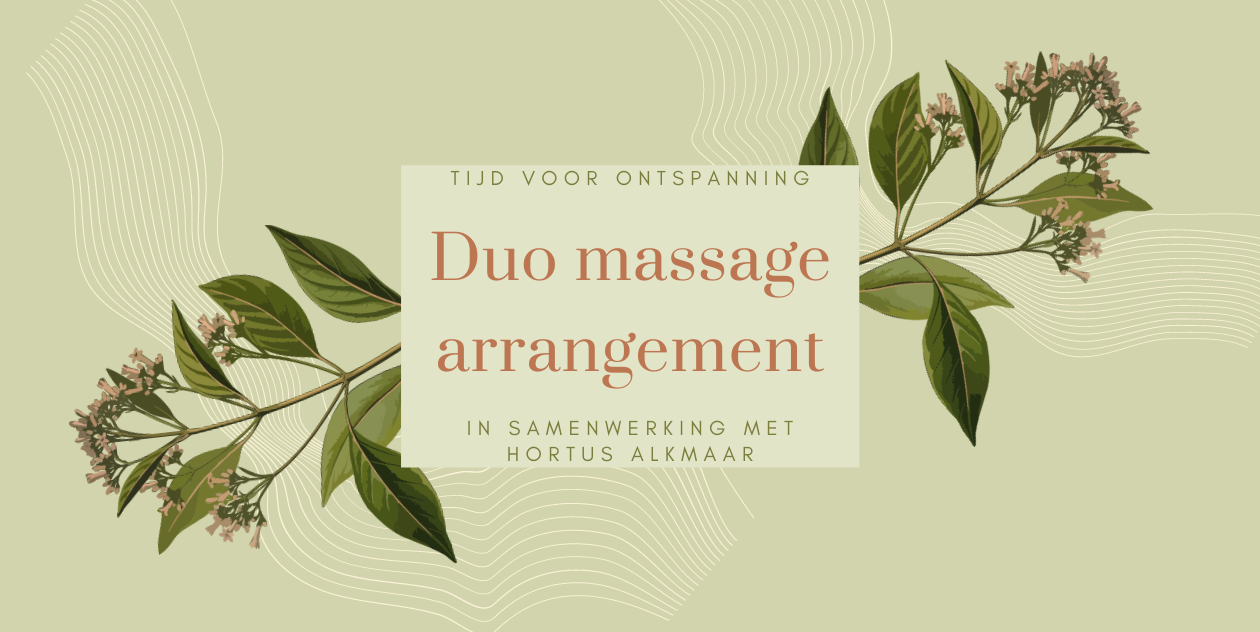 duo massage arrangement