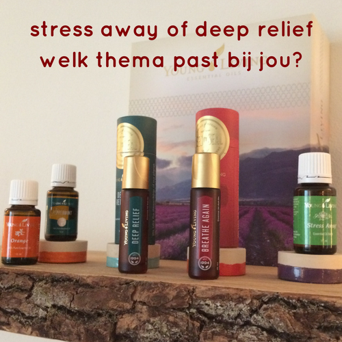 essential oil massages thema's