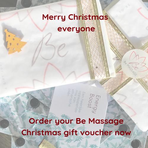 Christmas gift voucher 2018